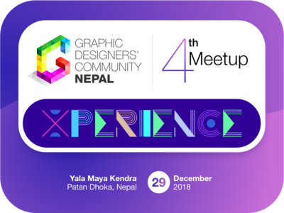 Graphic Designers' Community Nepal - 4th Meetup