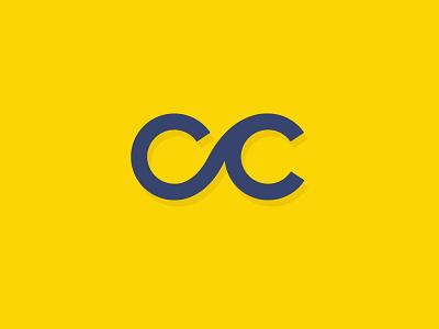 CC Logo! brand identity branding concept brandable lettermark logo