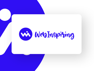 WebInspiring Logo Design business logo brand design branding unique logo combination mark combination logo lettermark logo lettermark monogram logo monograms creative logo circle logo w monogram w logo wi logo logo design logo