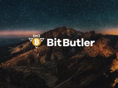 BitButler Logo Design