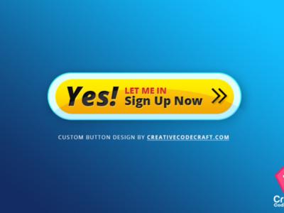 Signup Button Design