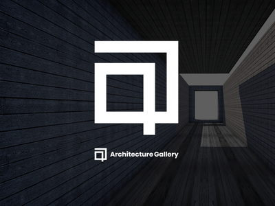 Architecture Gallery Logo Design