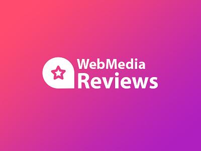 WebMediaReviews graphics design graphic creative design creative logo business logo review logo web logo comment logo talk logo star logo branding design branding brand identity brand design brand logodesigner logo designer logo design logodesign logo