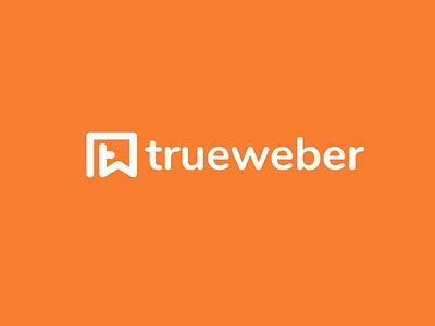 Trueweber branding concept brand identity brand design brand logo brand branding graphic design logo graphic designer graphic design designer logo logo designer creative design creative logos creative logo logo design text logo monogram logo monogram lettermark logo lettermark