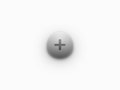 Spherical Button