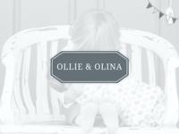 Ollie + Olina Logo