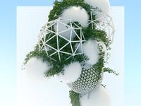 Ivy Spheres