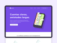 Alvaria - Landing Page