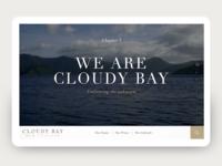 Cloudy Bay - Home