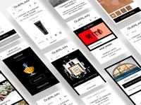 Guerlain (LVMH) - Mobile Site
