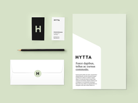 Hytta - Stationery