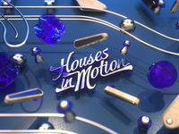 Houses in Motion - Pinball