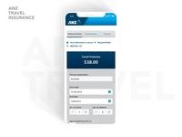 Anz travel insurance