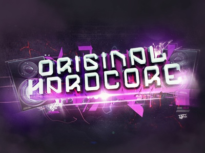 Original Hardcore Logo Artwork