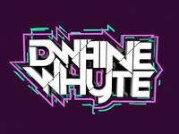 Dwaine Whyte Logo Design