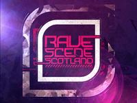 Rave Scene Scotland Branding & Artwork