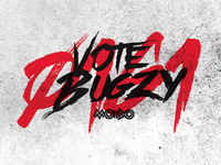 Vote Bugzy Malone Mobo Awards Concept