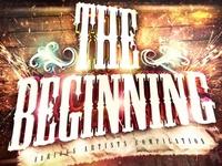 The Beginning Mixtape Front