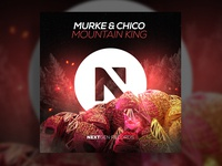 Murke & Chico - Mountain King Artwork