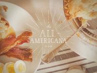 All Americana Brunch