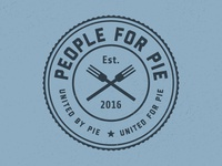 Revised People For Pie Logo