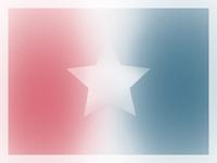 America patriot star blue red america usa