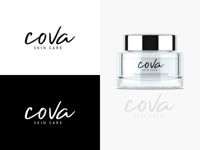 Skin Care Company Logo creative-logo best-logo skin-care cosmetic-logo skin-care-logo best-designer logo-designer logo
