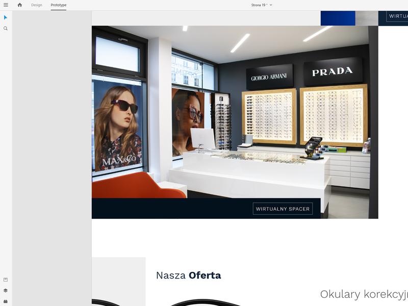 Website Optimed ux vector web design branding photography logo website