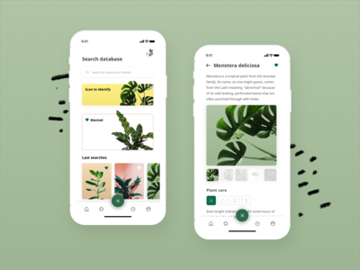 Planty - an urban jungle application for green thumbs
