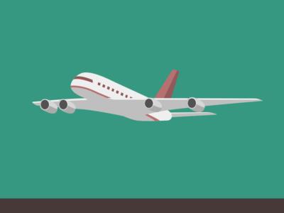 So Fly plane vector sketchapp
