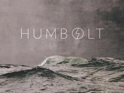 HUMBOLT band ID id logo music band sea