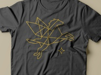 Pegasus Path shirt