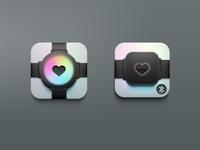 HeartMon Icons