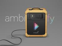 Ambify Mac Icon