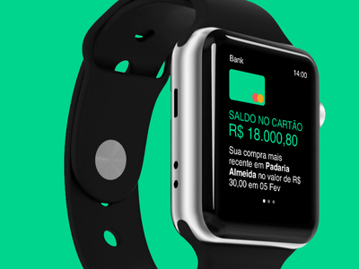 Bank on Apple Watch