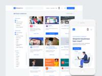 StartupMarket List Page