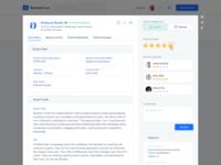 StartupMarket Dashboard