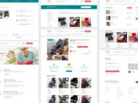 TutumluAnne Web UI Design