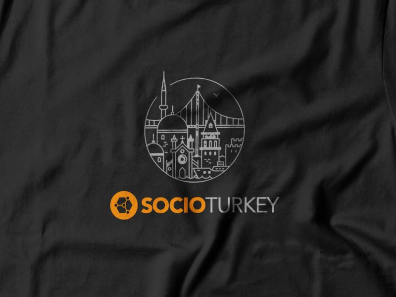 Socio Turkey Office! design istanbul office socio tshirt
