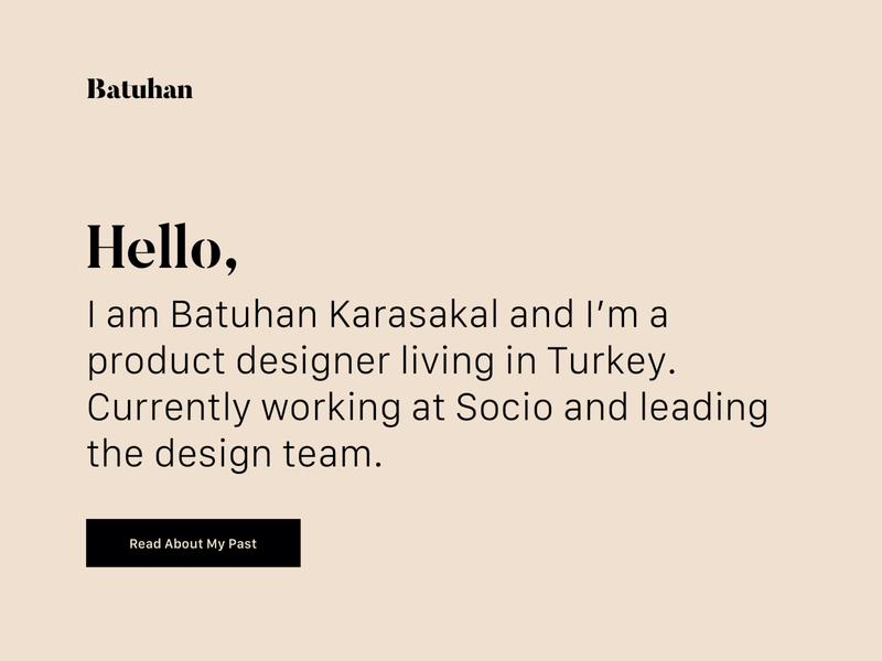 Say hello to new upcoming style of my website! ui interface design portfolio design hero portfolio