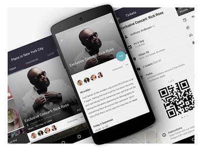 Material Design 1 app android material material design ui ux google