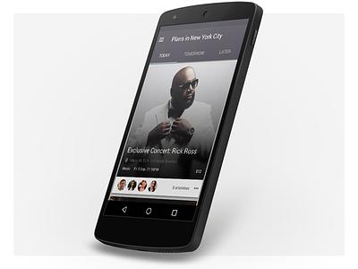 Material Design 2 app android material material design ui ux google