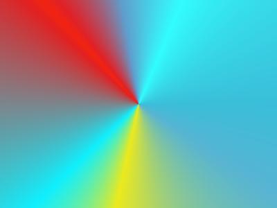 Gradient...shiiiiiney! design rainbow green blue red colors colours sketch gradient