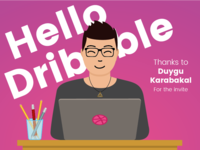 Hello Dribbble! First shot!