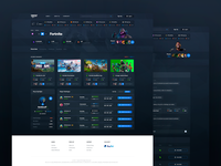 Fortnite Gamehub (E-Sports)