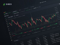 Sibex - Cryptocurrency Trading Application