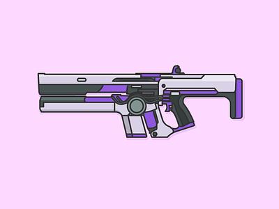 Destiny 2 - Uriel's Gift crucible titan warlock hunter futuristic weapon game the gift uriels 2 destiny