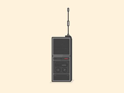CODE RED! CODE RED! radio talkie walkie things stranger stranger things