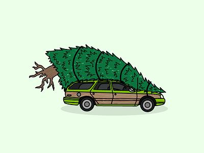 Christmas Vacation design for sale wagon vacation christmas