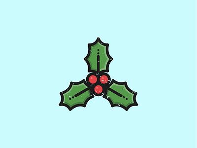 Holidaze holidays christmas mistletoe